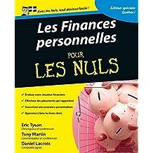 Finances personnelles éd. québecoise, 2e pour les Nuls (French Edition)