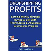 Drop Shipping Profits: Earning Money Through Buying & Sell with Thrift Stores & AliExpress Ecommerce Projects