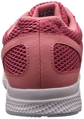 adidas Jungen Mana Bounce J Turnschuhe Rosa (Rosray / Azuhie / Rosart)