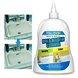 FOLLOWIN Mold and Mildew Stain Remover Gel Household Professional Instant Home Cleaner for Tiles Grout Sealant Bath Sinks Showers