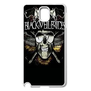Printed Phone Case Black Veil Brides For Samsung Galaxy Note 3 N7200 Q5A2112582