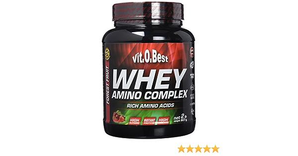 WHEY AMINO COMPLEX 2 lb FRUTAS BOSQUE