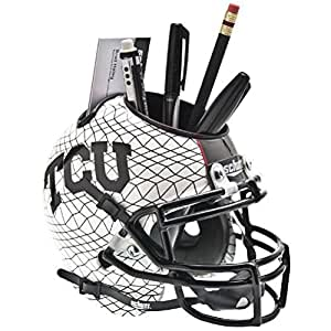 Amazon.com : TCU HORNED FROGS NCAA Schutt MINI Football ...