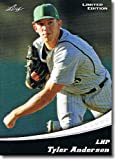 2011 Leaf Limited Edition Prospects Baseball Card #49 Tyler Anderson - Colorado Rockies (Rookie / Prospect)(Baseball Trading Cards)