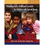 img - for [ Adapting Early Childhood Curricula for Children with Special Needs [ ADAPTING EARLY CHILDHOOD CURRICULA FOR CHILDREN WITH SPECIAL NEEDS BY Cook, Ruth E. ( Author ) Aug-07-2011[ ADAPTING EARLY CHILDHOOD CURRICULA FOR CHILDREN WITH SPECIAL NEEDS [ ADAPTING EARLY CHILDHOOD CURRICULA FOR CHILDREN WITH SPECIAL NEEDS BY COOK, RUTH E. ( AUTHOR ) AUG-07-2011 ] By Cook, Ruth E. ( Author )Aug-07-2011 Paperback book / textbook / text book