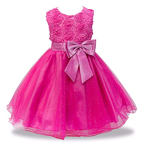 Princess Dress for Girl Elegant Birthday Party Dress Girl Dress Baby Girl Christmas,as picture18,12]()