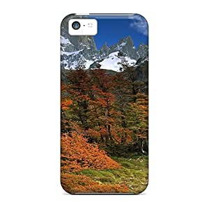 XiFu*MeiPerfect Fitztoy Elms Under Glorious Mountains Cases Covers Skin For iphone 6 plua 5.5 inch Phone CasesXiFu*Mei