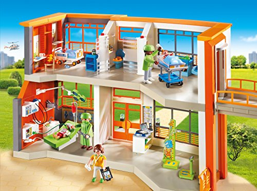 The 8 best playmobil hospital