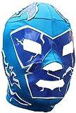 Deportes Martinez Dr. Wagner Lucha Libre Luchador Mask One Size Lycra Blue