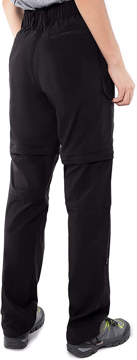 Travel Wespornow Womens-Convertible-Zip-Off-Hiking-Pants for Camping