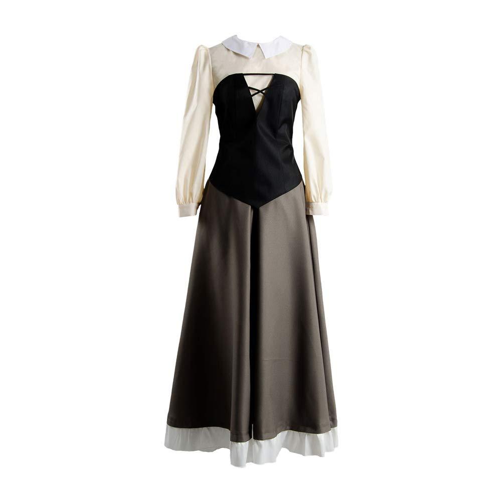 MingoTor Princess Prinzessin Kleid Cosplay Kostüm Damen L B07K9DLC2P Kostüme für Erwachsene Nicht so teuer  | Spielen Sie das Beste
