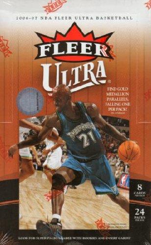 Fleer Ultra Basketball Hobby Box - 7
