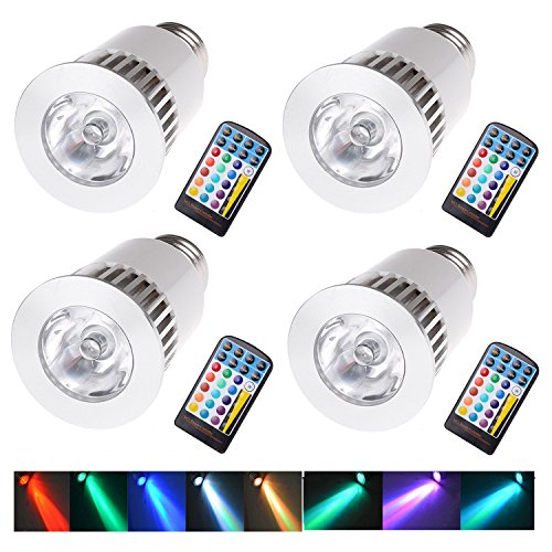 5 Watt Color Changing Led Lights in US - 8