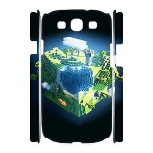 Samsung Galaxy S3 I9300 Phone Case Minecraft C-CS197001