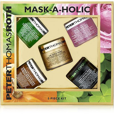 Peter Thomas Roth Mask-A-Holic Kit, 5-Piece