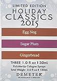 Demeter Holiday Classics 2015 Set, 3 Count