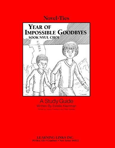 Year of Impossible Goodbyes: Novel-Ties Study Guide ebook