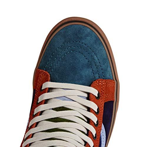Medieval Adulte Lustre Mixte Lavender MTE Vans Hi Blue Hautes Sneakers Sk8 anO0xqT