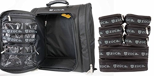Zuca Artist Backpack, Upgraded: with 2 Large and Six Mini Utility Pouches
