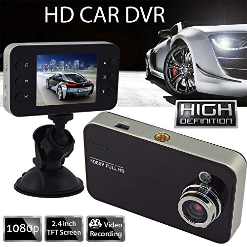 Lljin in CAR DVR Compact Camera Full HD 1080P Recording Dash Cam Camcorder Motion