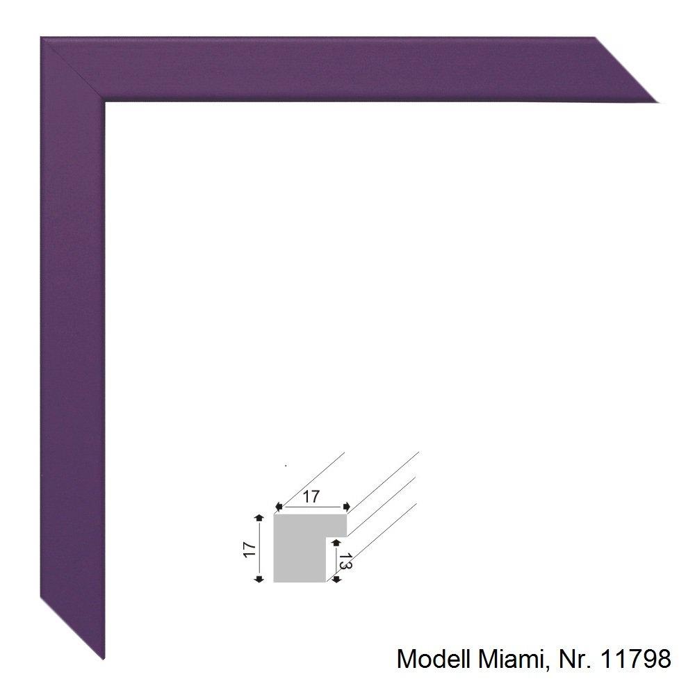 Amazon.de: Rahmen nach Maß U1798182400 Miami Bilderrahmen, Holz ...
