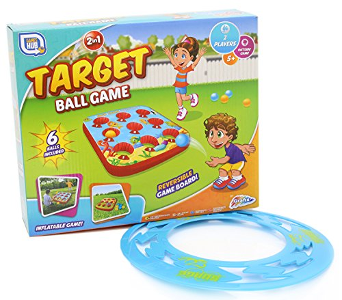 Grafix 2 In 1 Target Ball...