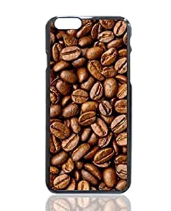 Coffee Beans Custom Hard Plastic back cell Phones Case for Apple iphone6 - iphone 6 4.7 inch Case Cover