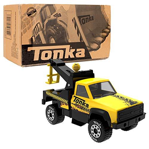 톤카-스틸 클래식 견인 트럭