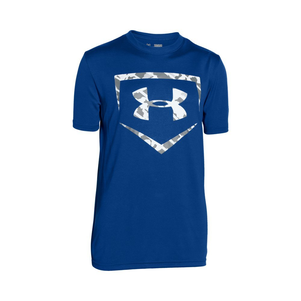 Under Armour Boys' UA Baseball Big Logo T-Shirt