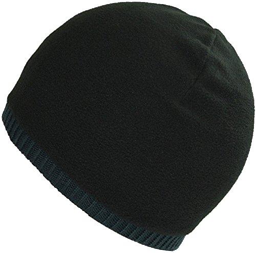 Cap oscuro Otoño Mujeres azul BaronHong Skull Knit Hombres Para Invierno Beanie Sombrero Ribbed FYRaq