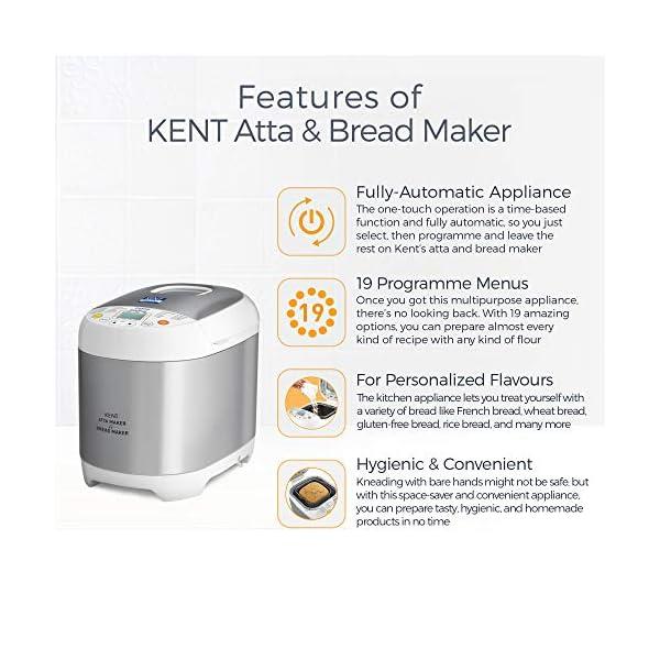 kent bread maker