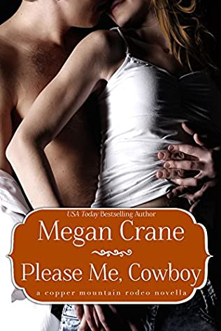 book cover of Please Me, Cowboy