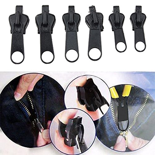 Golf Bag Repair Zipper - 5