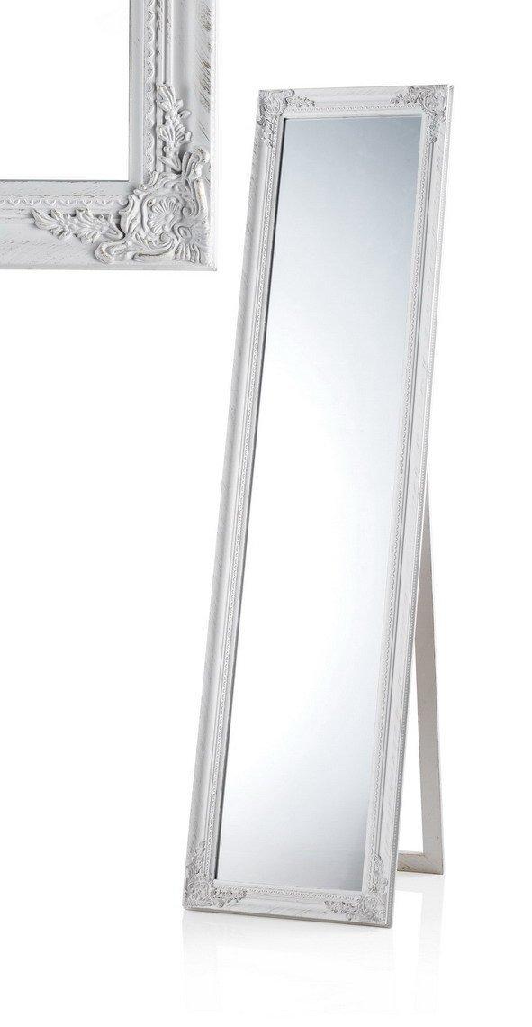 MONTEMAGGI Specchio da Terra con Cornice Rettangolare Lunga 40X4X160 ...