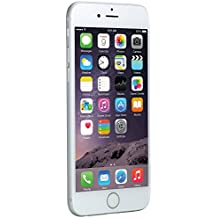 Apple iPhone 6, AT&T, 16GB - Silver (Certified Refurbished)