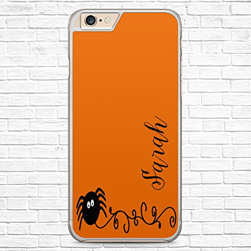 Personalized Halloween Spider Phone Case Any iPhone, Custom Name or Monogram]()