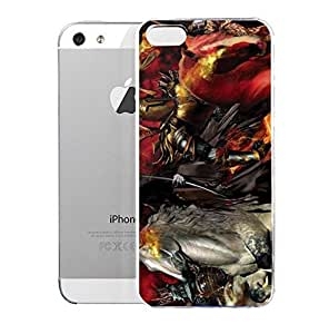 Light weight with strong PC plastic case for iPhone iphone 5c Artists Tate & Co. Ruth Thompson The Four Horsemen