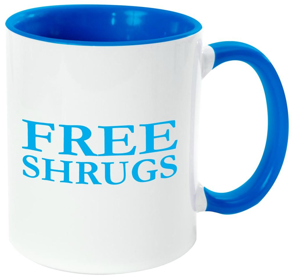 Rikki Knight I ' m The Favorite息子 – 面白い引用デザイン11オンスセラミックコーヒーマグカップ Light Blue DIS-mugs-LTBLUE-3676 B06XWY2SDL Light Blue|freeshrugs freeshrugs Light Blue