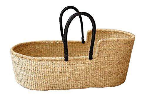 Moses Basket For Baby | Baby Bassinet by Goldenpride