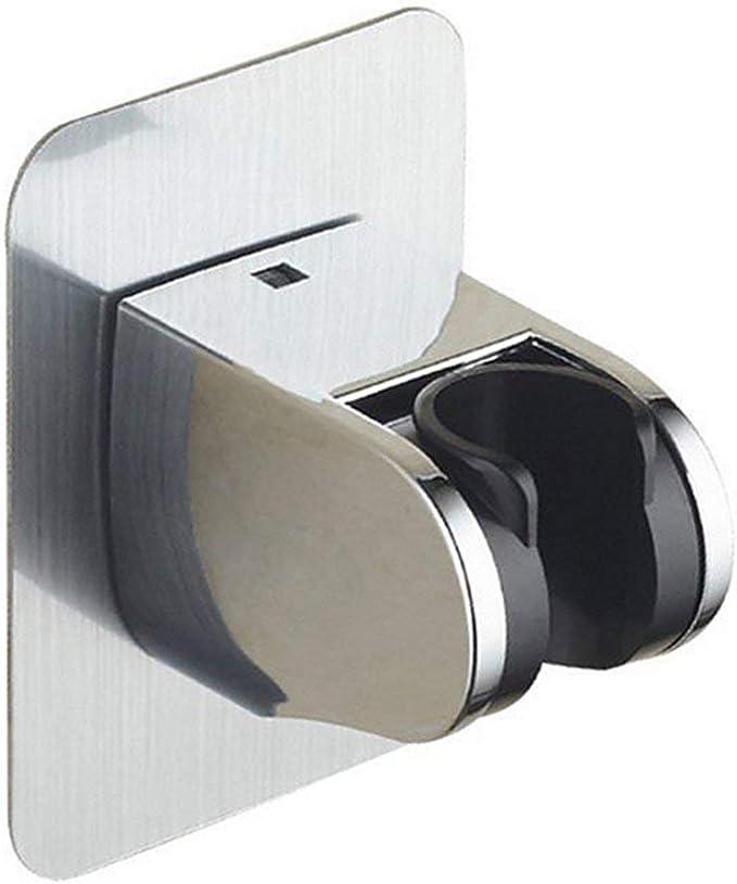 Einstellbar Duschkopfhalter Wand Brausehalter Saugnapf Halterung Bracket Holder