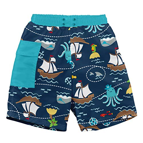 Baby Pirate Clothes - i play. Baby Boys Pocket Trunks