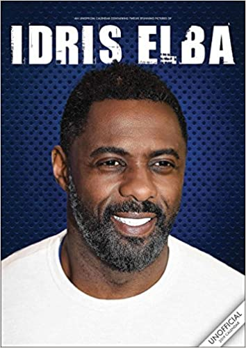 Idris Elba A3 2019 Amazon Fr Livres Anglais Et Etrangers