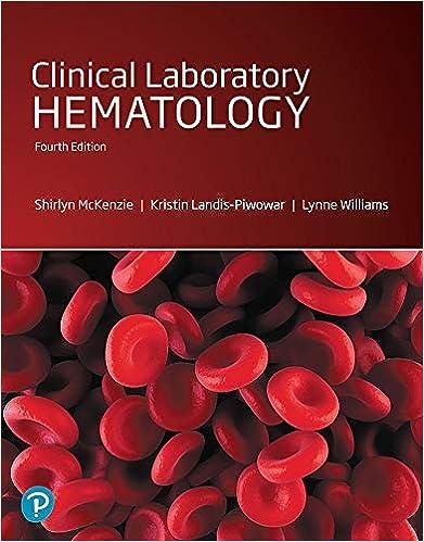 Clinical Laboratory Hematology, 4th Edition - Original PDF