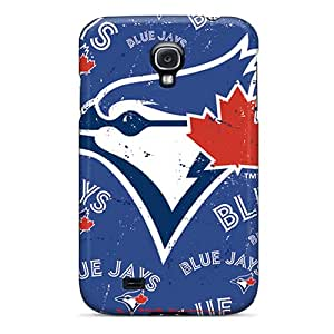 New Style Buycase903 Toronto Blue Jays Premium Tpu Cover Case For Galaxy S4