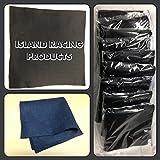 12'' X 12'' Carbon Fiber Welding Blanket torch plumbers pad heat sink slag felt XS