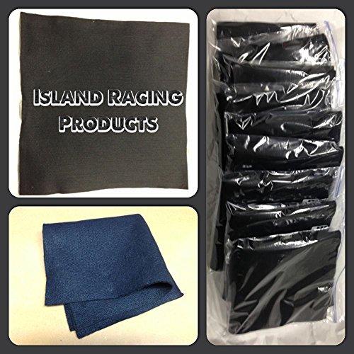 12'' X 12'' Carbon Fiber Welding Blanket torch plumbers pad heat sink slag felt XS by Generic