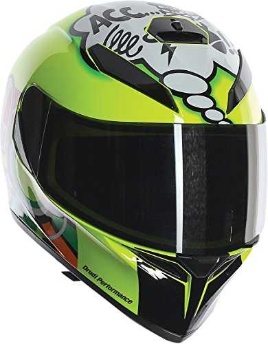 3 4 Helmet With Face Shield - 6