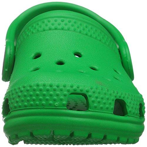 Crocs Kids Classic Clog Grass Green