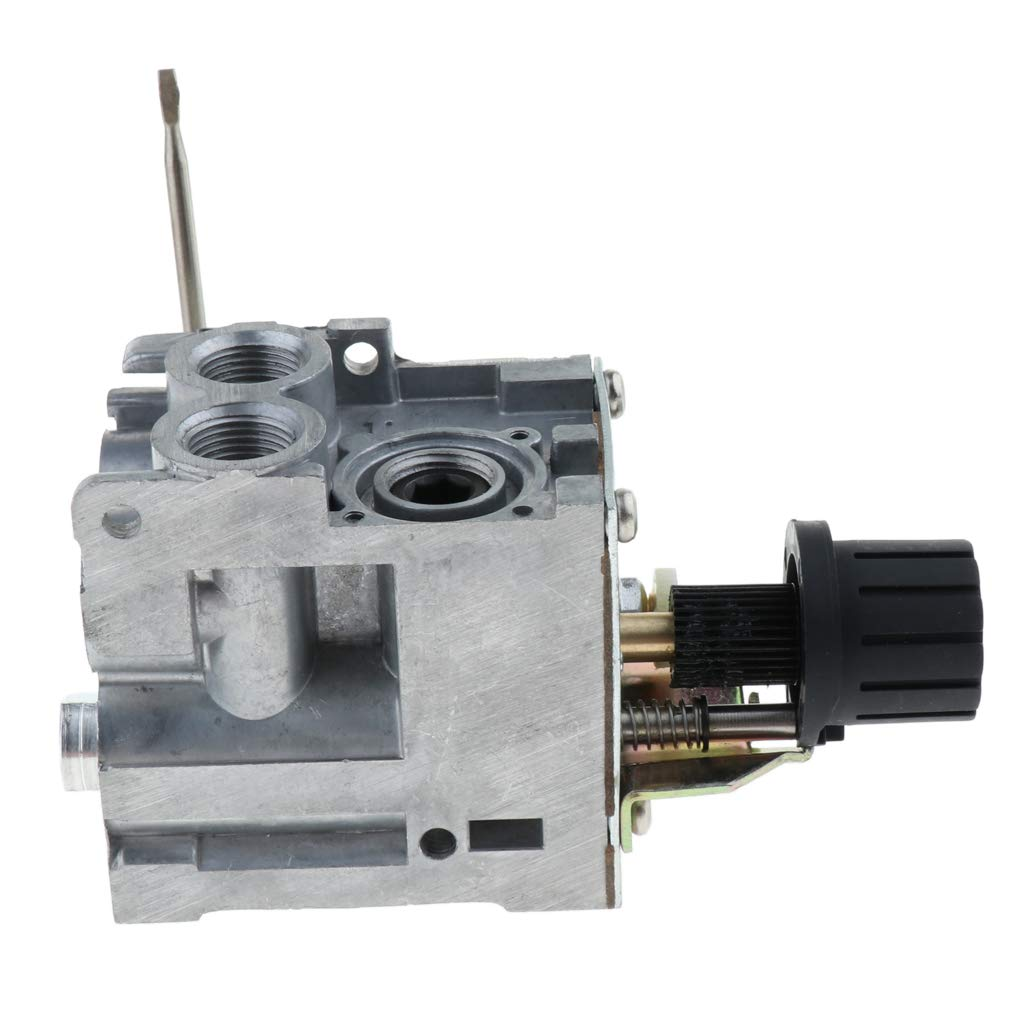 Kesoto Thermostatic Gas Control Valve 100-340℃, Modulating and on-Off Thermostat