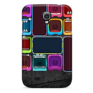 Galaxy S4 Hard Case With Awesome Look - Mqb2525sRGh